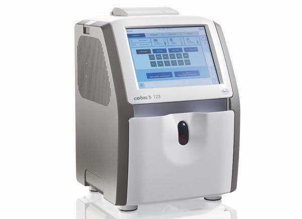 Point-of-Care Gas Analyzer