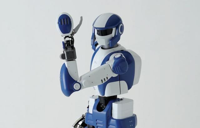 Robot Humanoid 2013 Humanoid Robots See The