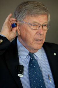 Dr.Tjellström Testing Cochlear Baha Wireless Accessories