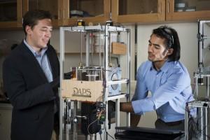 Northeastern 3D Printing Innovation