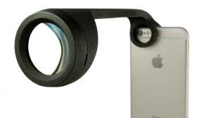 Visoclip and Visoscope iPhone Eye Exams