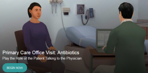RWJF Role Play Discussing Antibiotics