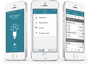 Smart Patient Therapy App